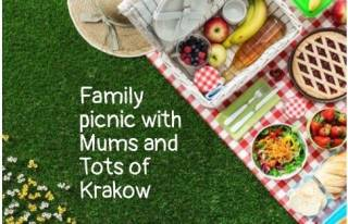 Family Picnic with Mums and Tots of Krakow
