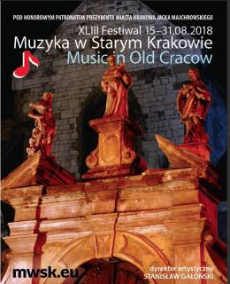 43rd Music in Old Cracow Festival