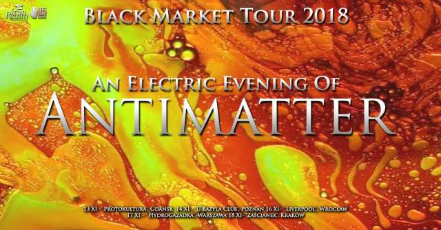 Antimatter: Black Market Tour