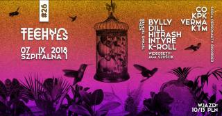 Techno Techyes #26: BYLLY + scena Personality Disorder