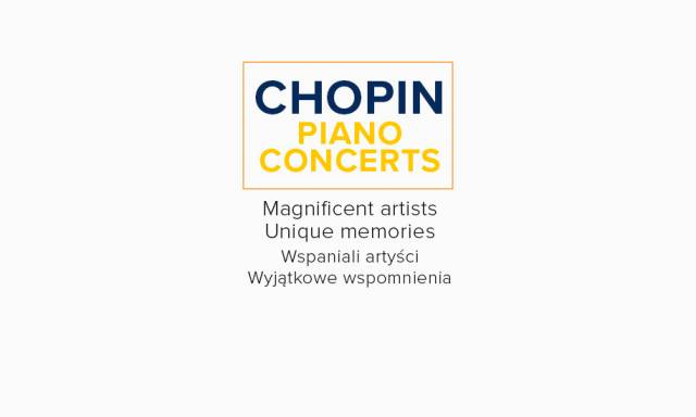 Chopin Piano Concerts in Polonia House
