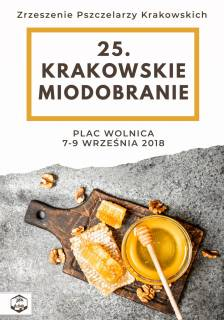 25th Kraków Honey Harvest