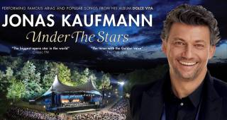 """Under the Stars"". Jonas Kaufmann at Multikino"