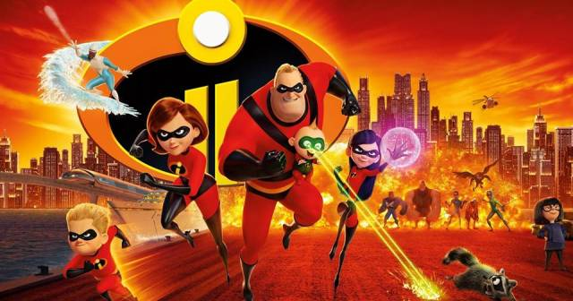 Incredibles 2 - version original screenings at Pod Baranami Cinema