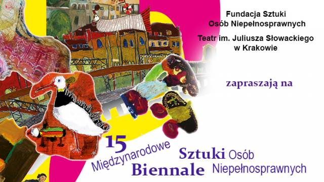15th International Biennial of Disabled People's Art