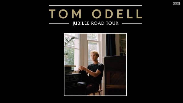 Tom Odell: Jubilee Road Tour