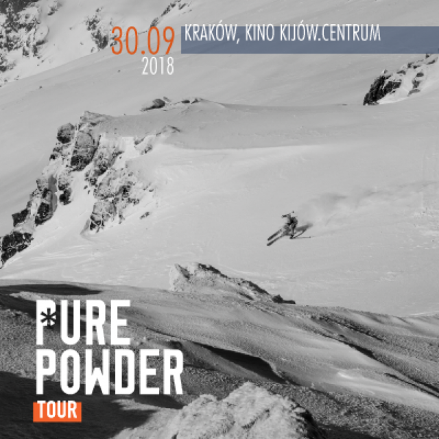 Pure Powder Tour 2018