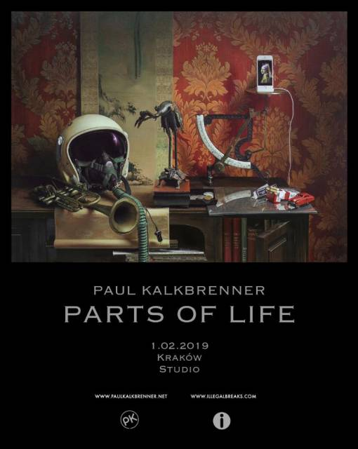 <em>Parts of Life</em>, Paul Kalkbrenner w Studio