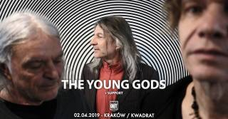 The Young Gods w Kwadracie
