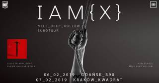 IAMX: Mile Deep Hollow Eurotour