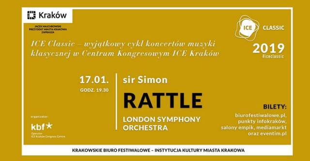 ICE Classic: Simon Rattle