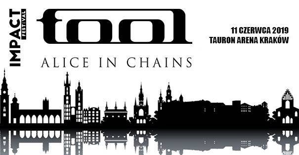 Impact Festival 2019: Tool, Alice in Chains