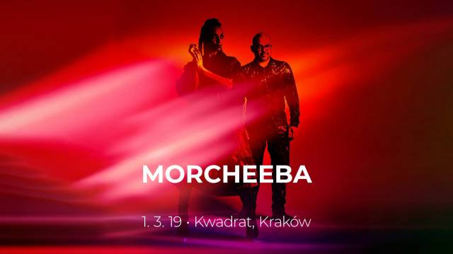 Morcheeba w Kwadracie
