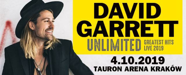 David Garrett: Unlimited – Greatest Hits Live