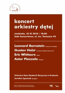 Concert of the Wind Orchestra of the Academy of Music in Kraków
