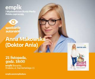 """Smart Shopping""  – Doktor Ania w empiku"