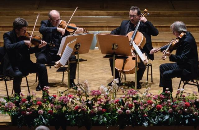 Silesian String Quartet in Kraków Philharmonic