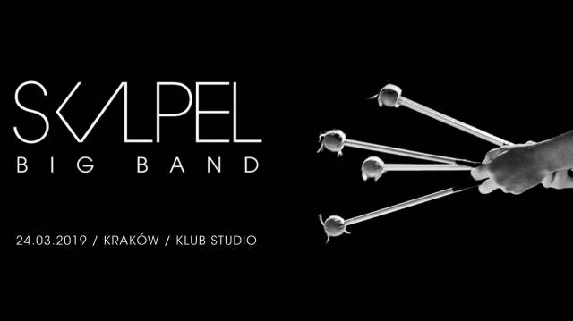 Skalpel Big Band at Studio