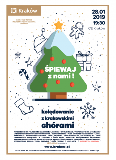 Sing with Us. Carolling with Cracovian Choirs.