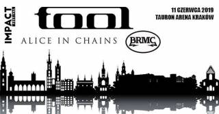 Impact Festival 2019: Tool, Alice in Chains, Black Rebel Motorcycle Club