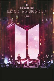 "BTS World Tour ""Love Yourself"". Koncert z Seulu"