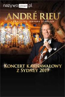 André Rieu – New Year's Concert from Sydney at Multikino