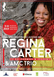 Regina Carter & AMC Trio