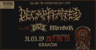 Decapitated, Baest, Mentor w ZetPeTe