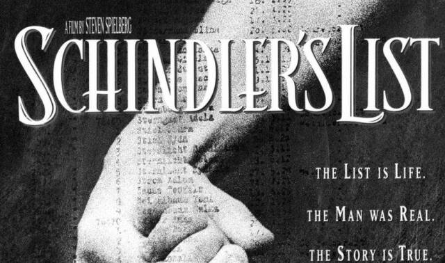"""25 Years of """"Schindler's List"""" at Mikro Cinema"""