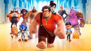 """""""Ralph Breaks the Internet"""" in original version with PL subtitles"""