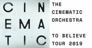 The Cinematic Orchestra: To Believe Tour 2019