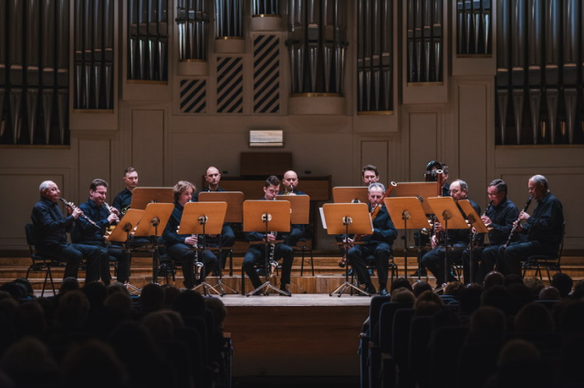 Chamber music concert at the Kraków Philharmonic
