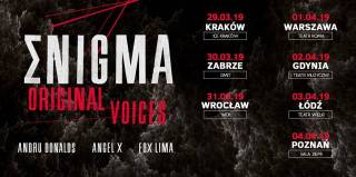 Original Enigma Voices