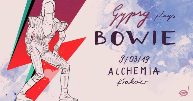 Gypsy Plays Bowie w Alchemii