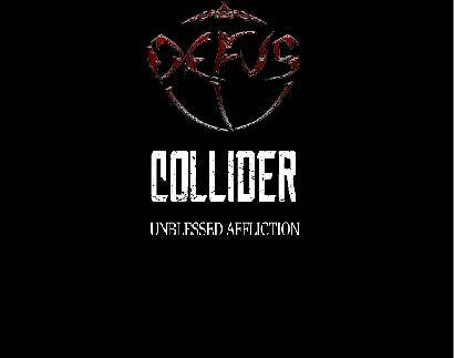 Defus, Collider, Unblessed Affliction w RockShot Pub