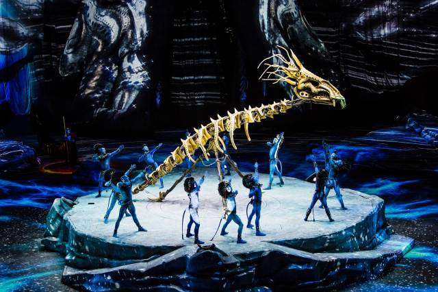 Cirque du Soleil: TORUK: The First Flight