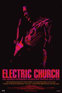 """Jimi Hendrix: Electric Church"" at Multikino"