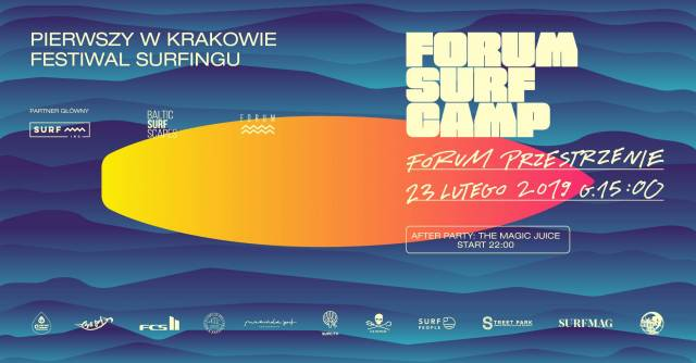 Forum Surf Camp