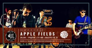 Apple Fields w ArtCafe Barakah