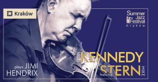 Nigel Kennedy plays Jimi Hendrix ft. Mike Stern