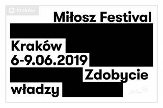 "The Miłosz Festival entitled ""The Usurpers""!"