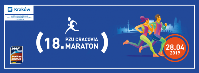 18th PZU Cracovia Marathon