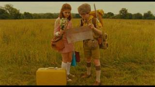 Wes Anderson outdoors