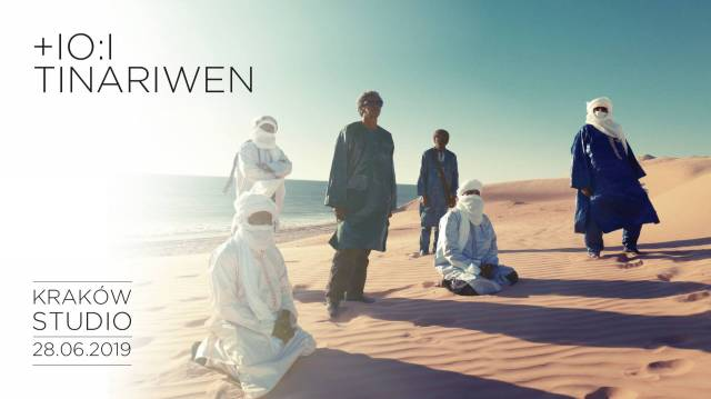 Tinariwen at Studio