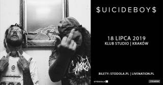 Suicideboys at Studio