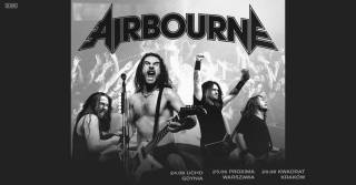 Airbourne w Kwadracie