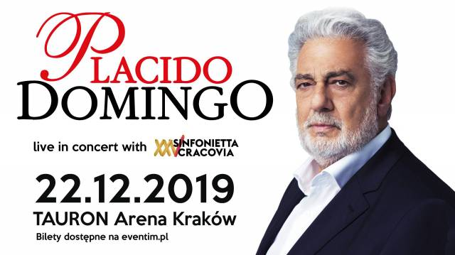 Placido Domingo: Live in Concert with Sinfonietta Cracovia