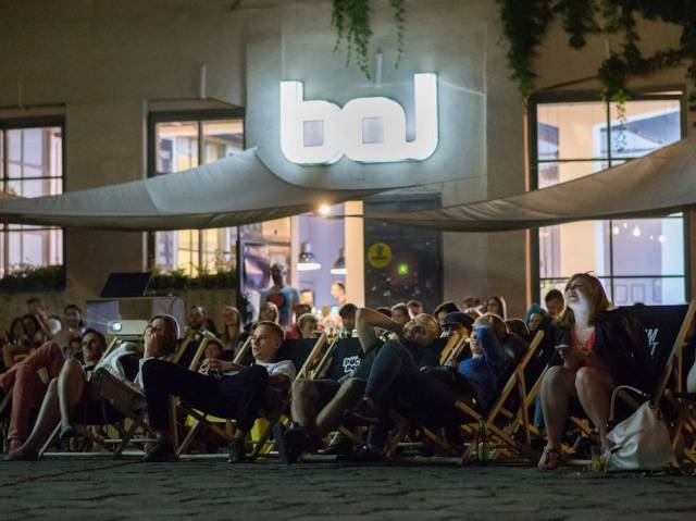 BAL Open-air Cinema