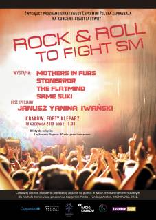 Rock & Roll to Fight SM – koncert charytatywny