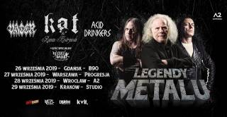Legendy Metalu w Studio